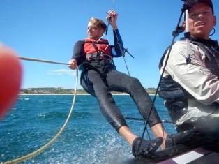 Trapez Action Sailing Lagos