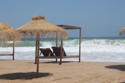 Meia Praia Beach Sailin Lagos