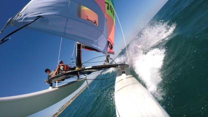 Sailing Lagos Sail Fast