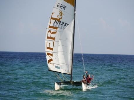 Sailing Lagos Sail with Fun