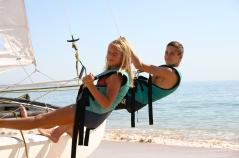 Sailing LagosTrapez Course
